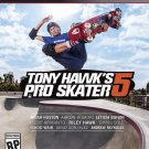 Tony Hawk's Pro Skater 5 PS3 Physical Game Disc US