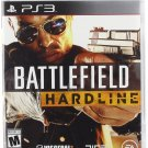 Battlefield Hardline PS3 Physical Game Disc US