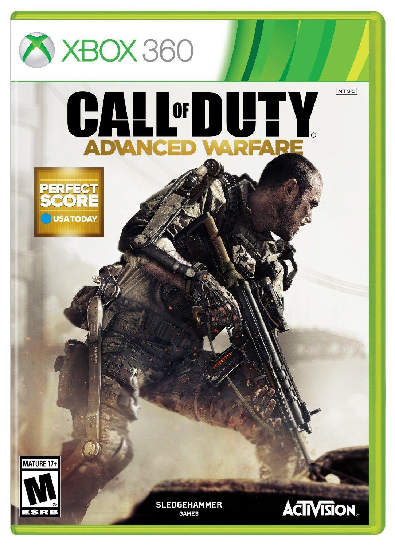 Call of Duty: Advanced Warfare Xbox 360 Physical Game Disc US
