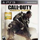 Call of Duty: Advanced Warfare PS3 Physical Game Disc US