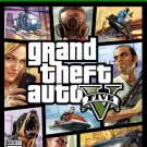 Grand Theft Auto V Xbox One Physical Game Disc US