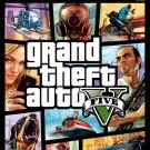 Grand Theft Auto V Xbox 360 Physical Game Disc US