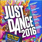 Just Dance 2016 PS4 Physical Game Disc US