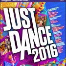 Just Dance 2016 Xbox 360 Physical Game Disc US