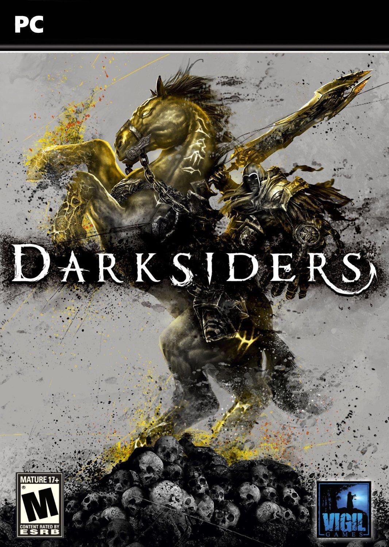 Darksiders Windows PC Game Download Steam CD-Key Global