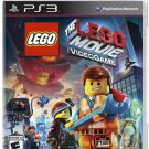 The LEGO Movie Videogame PS3 Physical Game Disc US