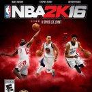 NBA 2K16 Xbox One Physical Game Disc US