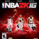 NBA 2K16 PS3 Physical Game Disc US
