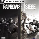 Tom Clancy's Rainbow Six Siege Xbox One Physical Game Disc US