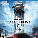 Star Wars: Battlefront - Standard Edition PS4 Physical Game Disc US