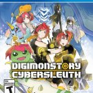 Digimon Story: Cyber Sleuth PS4 Physical Game Disc US