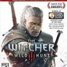 The Witcher 3: Wild Hunt Xbox One Physical Game Disc US