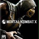 Mortal Kombat X Xbox One Physical Game Disc US