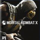 Mortal Kombat X PS4 Physical Game Disc US