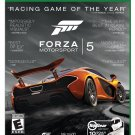 Forza 5: Game of the Year Edition Xbox One Physical Game Disc US