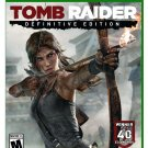 Tomb Raider: Definitive Edition Xbox One Physical Game Disc US