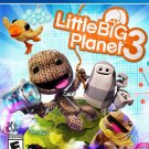 Little Big Planet 3 PS4 Physical Game Disc US