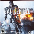 Battlefield 4 PS3 Physical Game Disc US