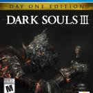Dark Souls III: Day 1 Edition PS4 Physical Game Disc US