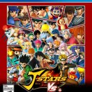 J-Stars Victory Vs+ PS4 Physical Game Disc US