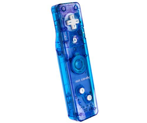 Rock Candy Wii Gesture Controller - Blue
