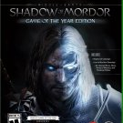 Middle Earth: Shadow of Mordor Game of the Year Edition Xbox One Physical Game Disc US