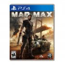 Mad Max PS4 Physical Game Disc US