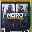 Metro Redux Xbox One Physical Game Disc US