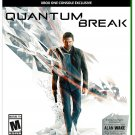 Quantum Break Xbox One Physical Game Disc US