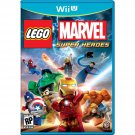 LEGO: Marvel Super Heroes Wii U Game Physical Disc US