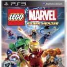 LEGO: Marvel Super Heroes PS3 Physical Game Disc US