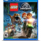 LEGO Jurassic World PS4 Physical Game Disc US