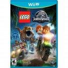 LEGO Jurassic World Wii U Game Physical Disc US