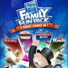 Hasbro Family Fun Pack Xbox One Physical Game Disc US