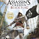 Assassin's Creed IV Black Flag Xbox One Physical Game Disc US