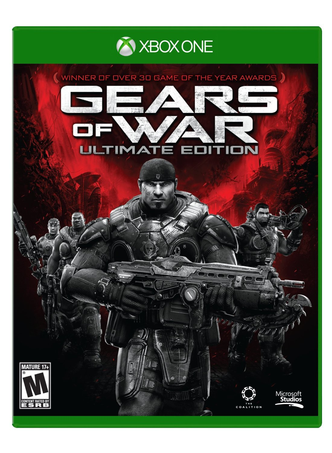 Gears of War Ultimate Edition - Multiplayer Game Modes ...