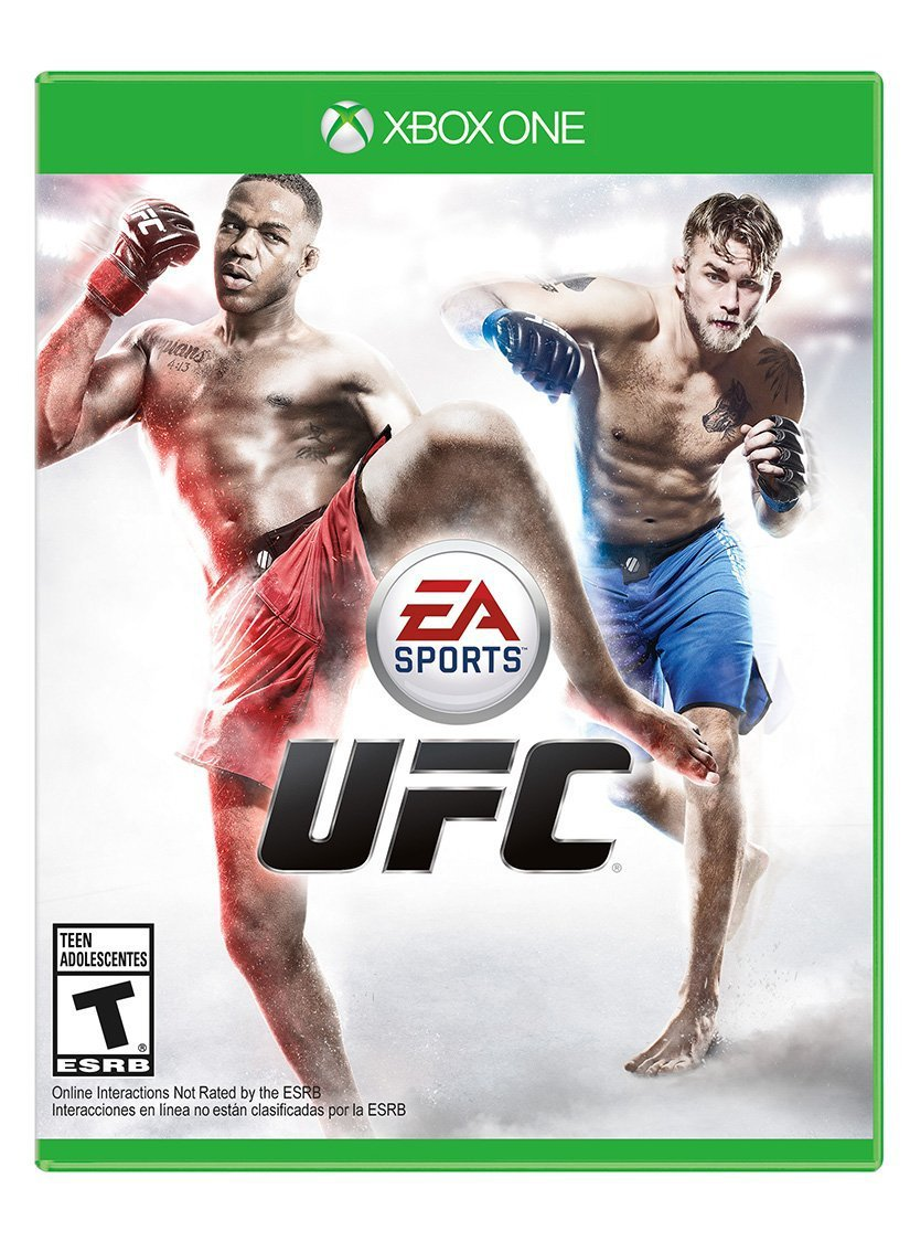 UFC Xbox One Physical Game Disc US