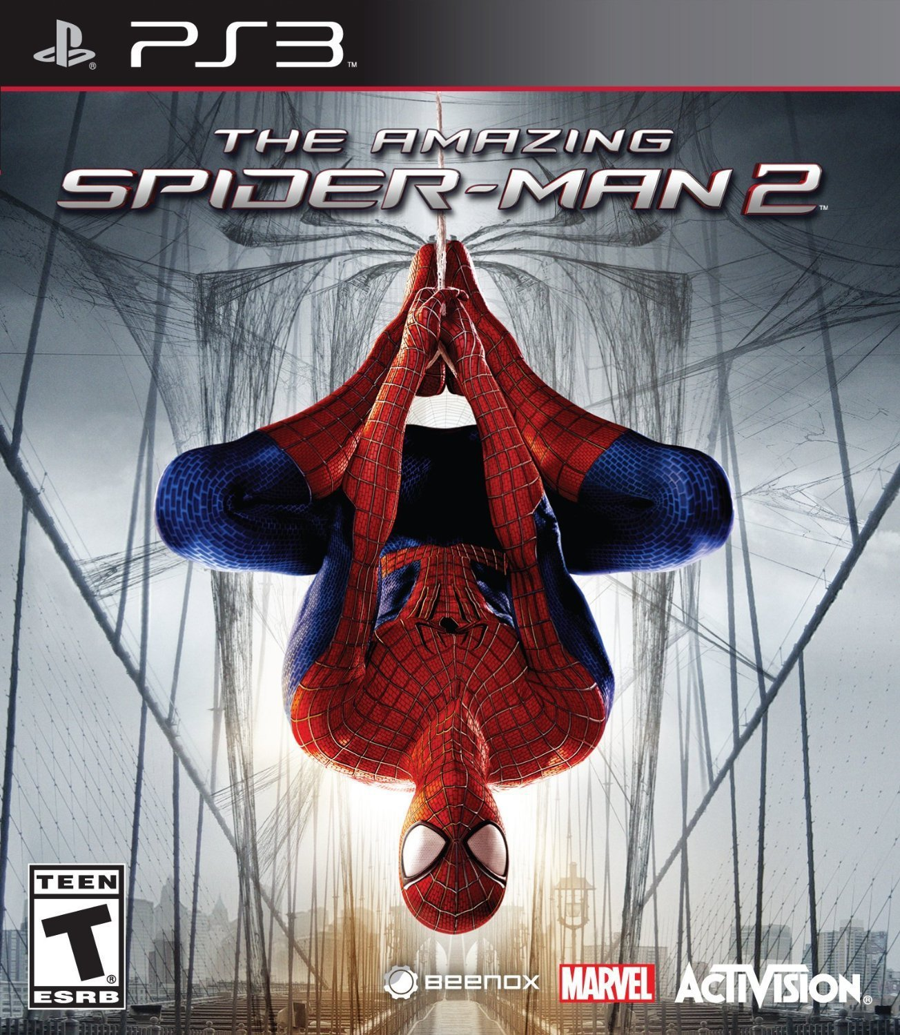 The Amazing Spider-Man 2 PS3 Physical Game Disc US
