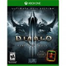 Diablo III: Ultimate Evil Edition Xbox One Physical Game Disc US