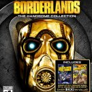 Borderlands: The Handsome Collection Xbox One Physical Game Disc US