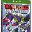 Transformers Devastation Xbox One Physical Game Disc US