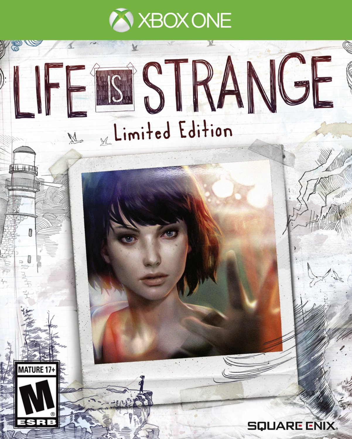 Life is Strange Limited Edition Xbox One Physical Game Disc US