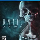 Until Dawn PS4 Physical Game Disc US