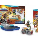 Skylanders SuperChargers Starter Pack Wii U Physical Game Disc US