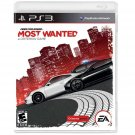 Need for Speed: Most Wanted PS3 Physical Game Disc US