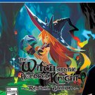 The Witch and the Hundred Knight: Revival Edition PS4 Physical Game Disc US