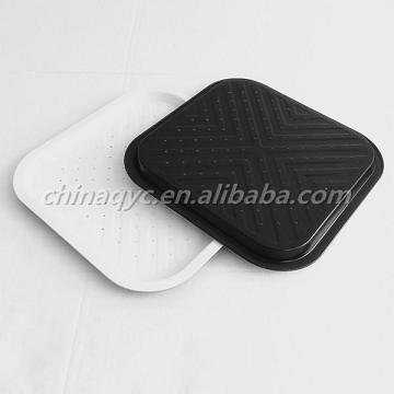 Non-Stick Carbon Steel Crisp Chips Tray