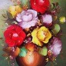 Oil Painting Flower