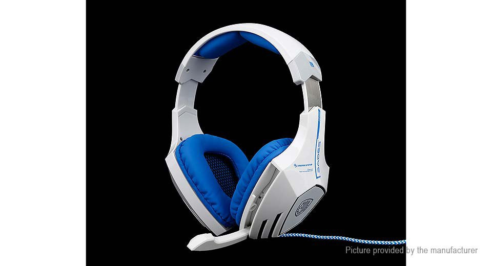 VANCY Authentic  A60 USB Wired Headset Analog voice channel 7.1