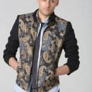 POLAR WHITES MENS PAISLEY PRINT JACKET RRP £65.00